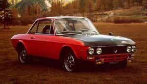 Lancia Fulvia Coupè HF