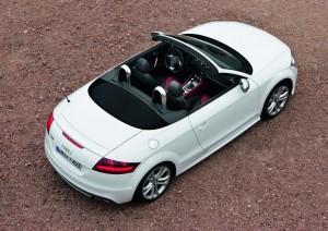Audi TTS Roadster /Standaufnahme
