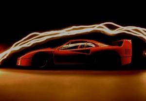 Ferrari F40 f