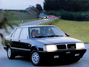 Lancia Thema i.e Turbo