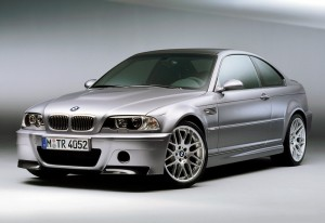2003 BMW M3 CSL Coupe