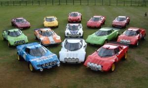 Lancia Stratos serie