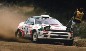 Toyota Celica 4wd turbo